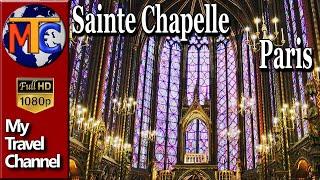Paris - Sainte Chapelle (by adorian56)