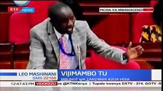 Vijimambo: Mbunge wa Tanzania awavunja wengi mbavu bungeni