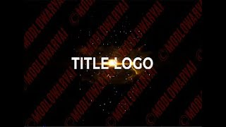 I will add your text to this title intro