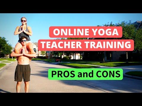 Online Yoga Teacher Training Pros and Cons   My Virtual 200 Hour YTT Experience