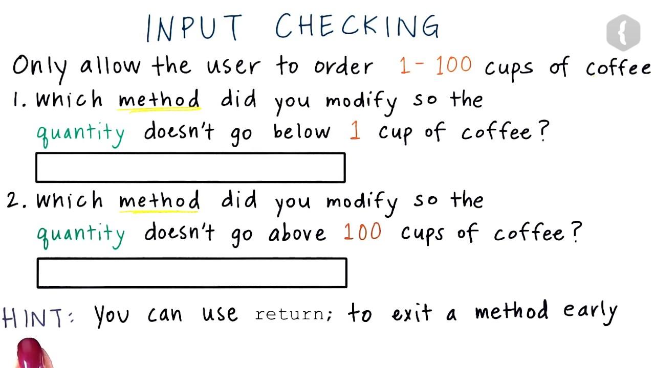 Отрицательное количество чашек кофе - 1