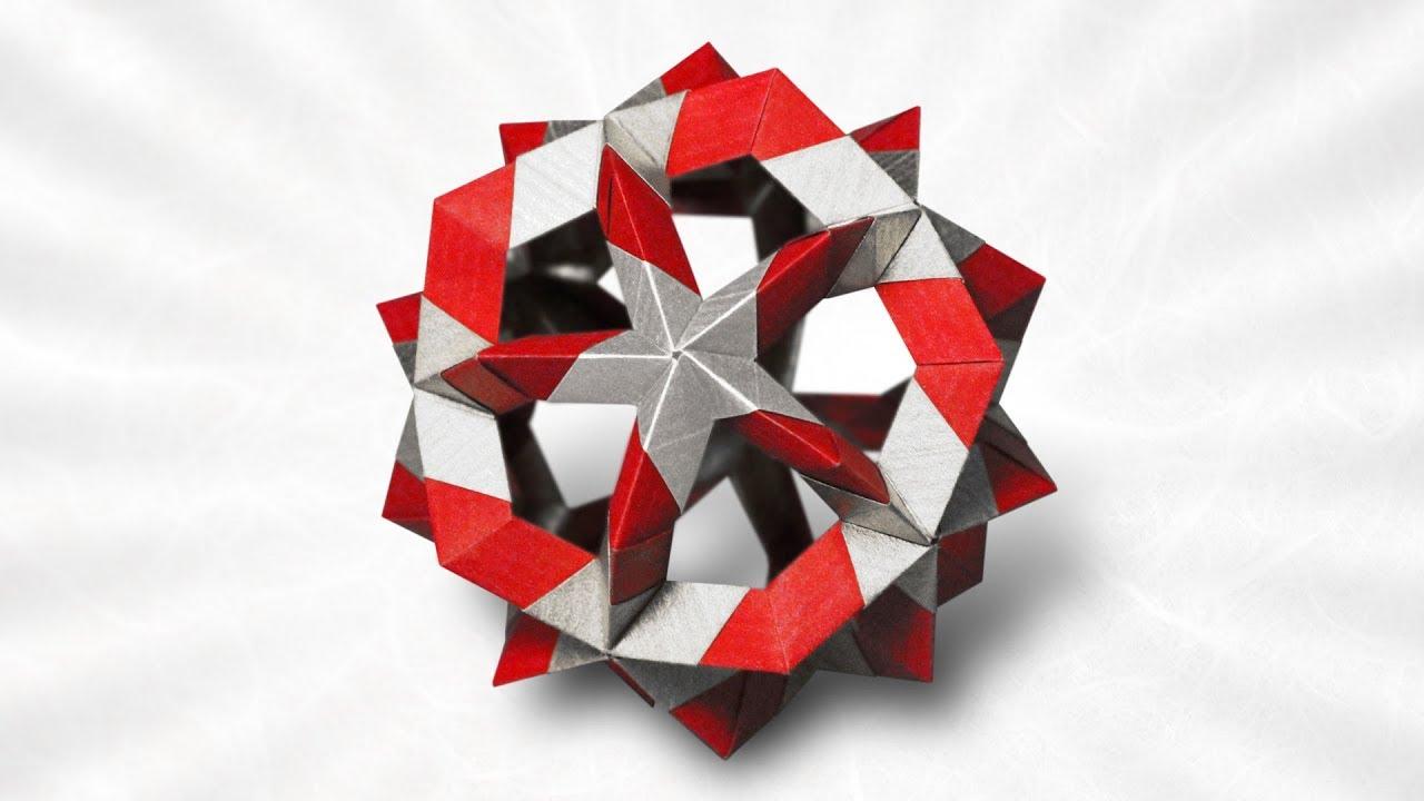 Origami Binary Star (Xander Perrott)