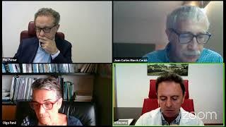 Entrevista con Pep Pomar, Manuel Bayona, Cristina Granados y Olga Pané