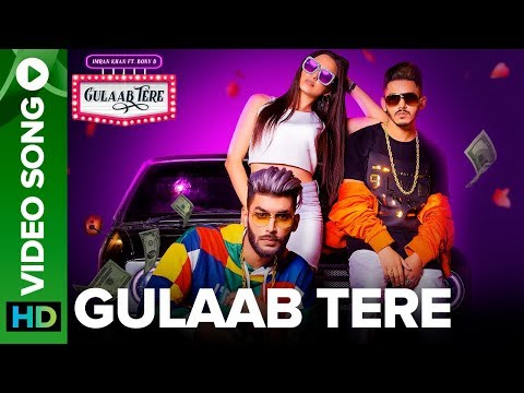 Download Gulaab Tere - Official Full Video Song | Imran Khan feat. Bonny B | Rox A HD Mp4 3GP Video and MP3