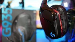 Wie gut ist das NEUE Logitech G935 Wireless ?