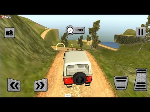 Offroad Jeep Driving Adventure Mountain Jeep 2018 / Android Gameplay FHD #2