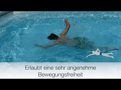 VIDEO Free Swim Schwimmgürtel