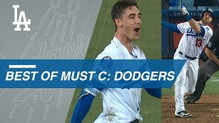 Must C: Top Moments From The Dodgers Exciting 2018 Season