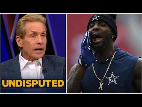 UNDISPUTED - Dez Bryant calls out Cowboys for cutting Jaylon Smith | Skip's reaction
