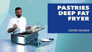 Pastries Deep Fat Fryer Royal Catering RCBG 18STH   Expert review