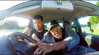 סרטון מצחיק על לימוד נהיגה