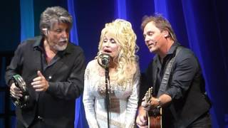"""American Pie & Dixie Down Medley"" Dolly Parton@Mann Music Center Philadelphia 6/15/16"