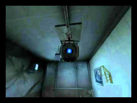 NSFW: Why Portal 2's Wheatley Will Be Single Forever…