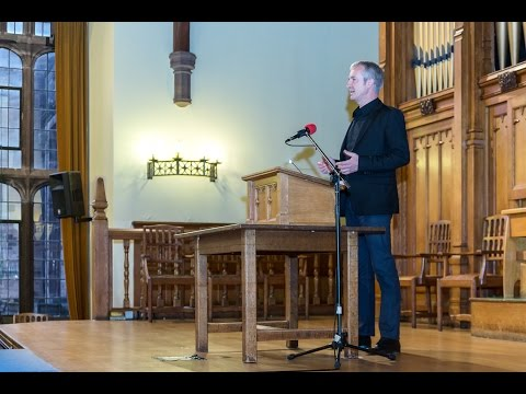Andy Paterson Tillotson Lecture 2014