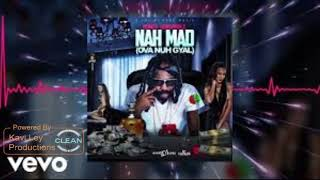 Gambar cover Munga Honorable - Nah Mad ( Ova Nuh Gyal ) ( Clean )