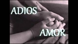 cartel de santa adios amor