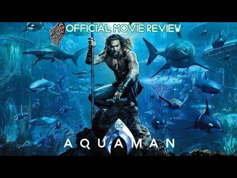 KS MOVIE REVIEW – DC's Aquaman