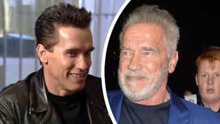 O estilo de vida de Arnold  Schwarzenegger