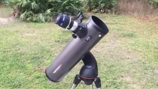 Review Celestron NexStar 127SLT Mak Computerized Telescope