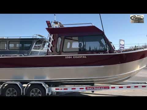 """2021 Raider Boats 2584 Coastal  """"SOLD"""" in Soldotna, Alaska - Video 1"""
