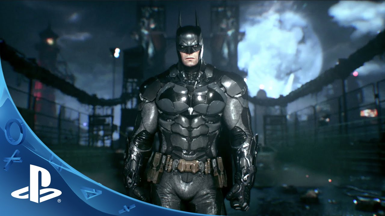 Batman: Arkham Knight Out Now on PS4