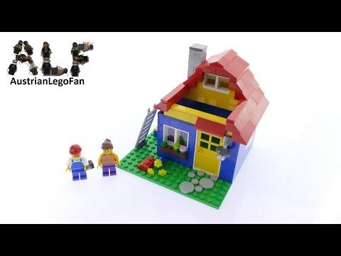 Vidéo LEGO Saisonnier 40154 : Pot à crayons