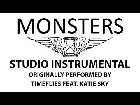 Monsters (Cover Instrumental) [In the Style of Timeflies