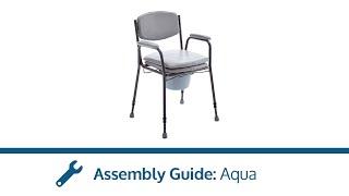 Aqua Commode Assembly Guide