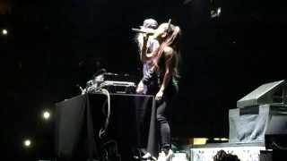 Cashmere Cat ft. Ariana Grande - Adore (Honeymoon Tour Philadelphia Live)
