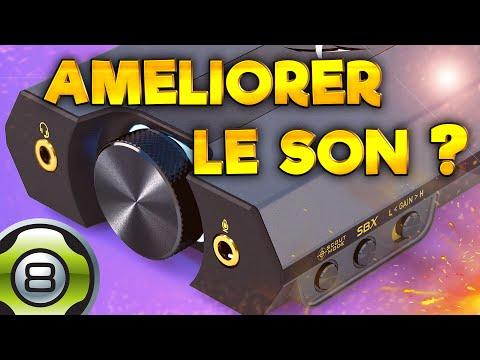 Un boitier pour améliorer le son en jeu ? Sound BlasterX G6 pour PS4, Xbox, Switch & PC
