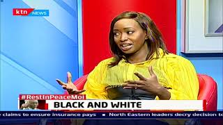 Janet Mbugua recounts the shame women undergo in her book 'My First Time' | BLACK AND WHITE