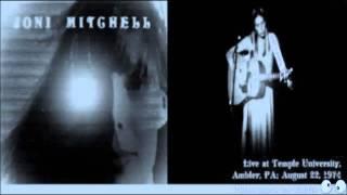 Joni Mitchell ~ ''Same Situation'' [Live @ Temple University 1974]