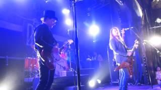 D-A-D - UNOWNED live -  Paris (Divan Du Monde) 29.03.2013