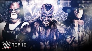 Scariest Moments in WWE History - WWE Top 10