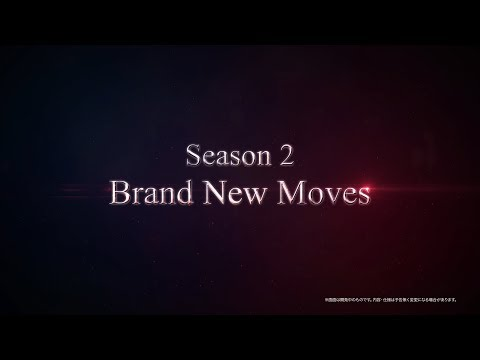 《劍魂 6》第二季各角色新招式演示