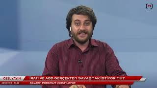 İran ve Amerika Gerginliğini Medyascopetv'de Yorumladım 