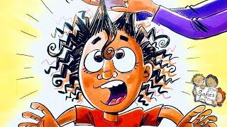 BRAIDS! By Robert Munsch | Kids Book Read Aloud | FULL BOOK READING BEDTIME STORY AUDIO