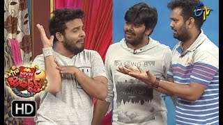 Sudigaali Sudheer Performance | Extra Jabardasth | 26th January 2018   | ETV Telugu