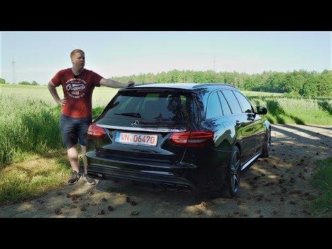 Mercedes-AMG C63 T-Modell - Was kann er noch? - Review, Fahrbericht, Test