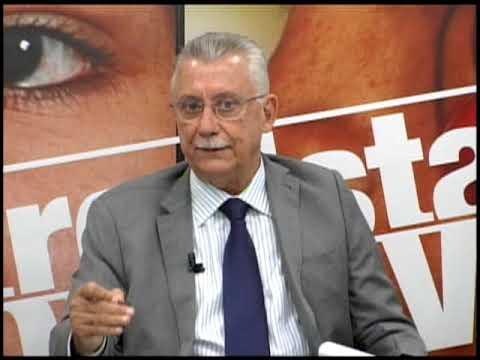 Entrevista coletiva | José Lacerda - dep. Constituinte bloco 2/2