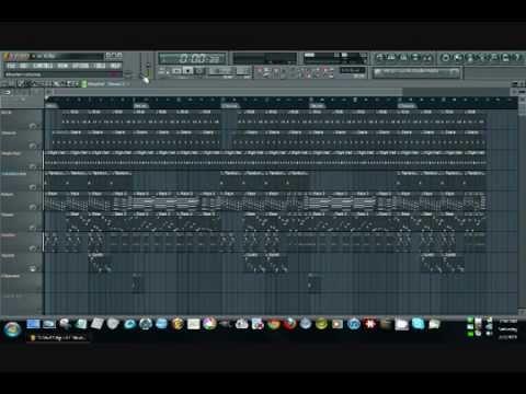 FL Studio 10 Neo Soul Beat