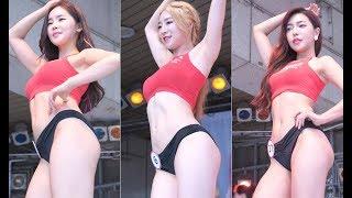 [4K] 170722 2017 미스섹시백(Miss Sexy Back) [동대문 밀리오레 게릴라 쇼케이스]【직캠/fancam】