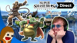 Smash Direct 8.8.18 - REACTIONS & THOUGHTS