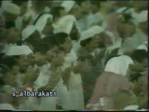 دعاء الشيخ عبد الله الخليفي رحمه الله  ــ  صلاة التراويح