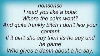 Tech N9Ne - I Didn't Lie Lyrics