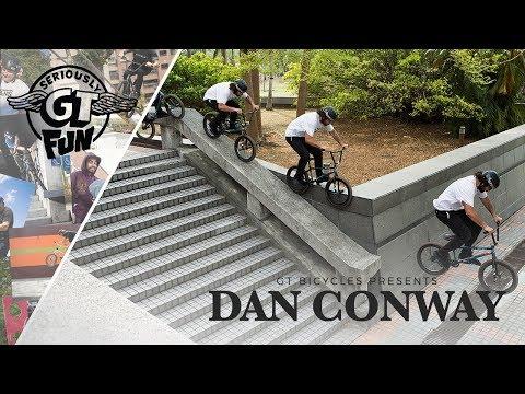 DAN CONWAY - GT BMX - SERIOUSLY FUN