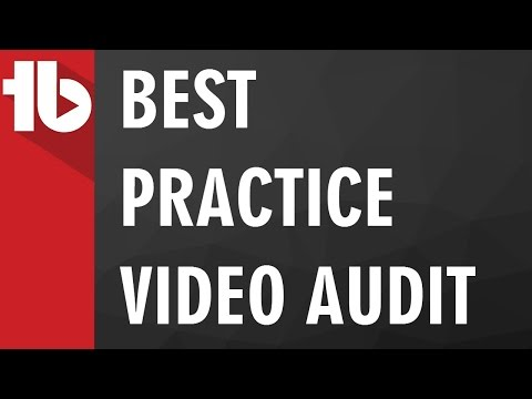 ✅ YouTube Best Practices Video Audit Mp3