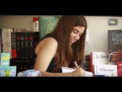 Ayamonte, literatura juvenil y activismo con Youtube como aliado