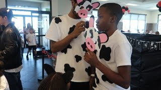 NATIONAL COW APPRECIATION DAY! | Daily Dose S2Ep292