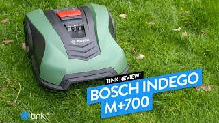 Mähroboter Check - Der smarte Bosch Indego M+700